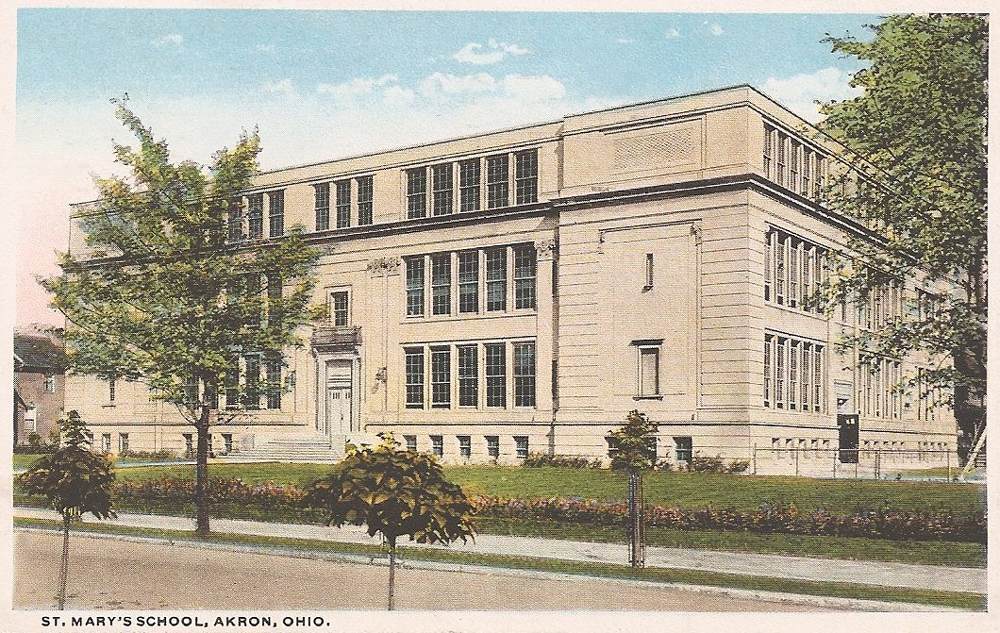 St. Mary's School - Akron, Ohio