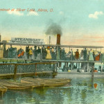 Steamboat on Sliver Lake