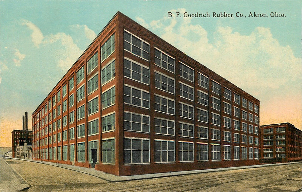 Firestone Rubber Company, Akron, Ohio