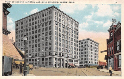 Second National Bank Building, Akron, Ohio