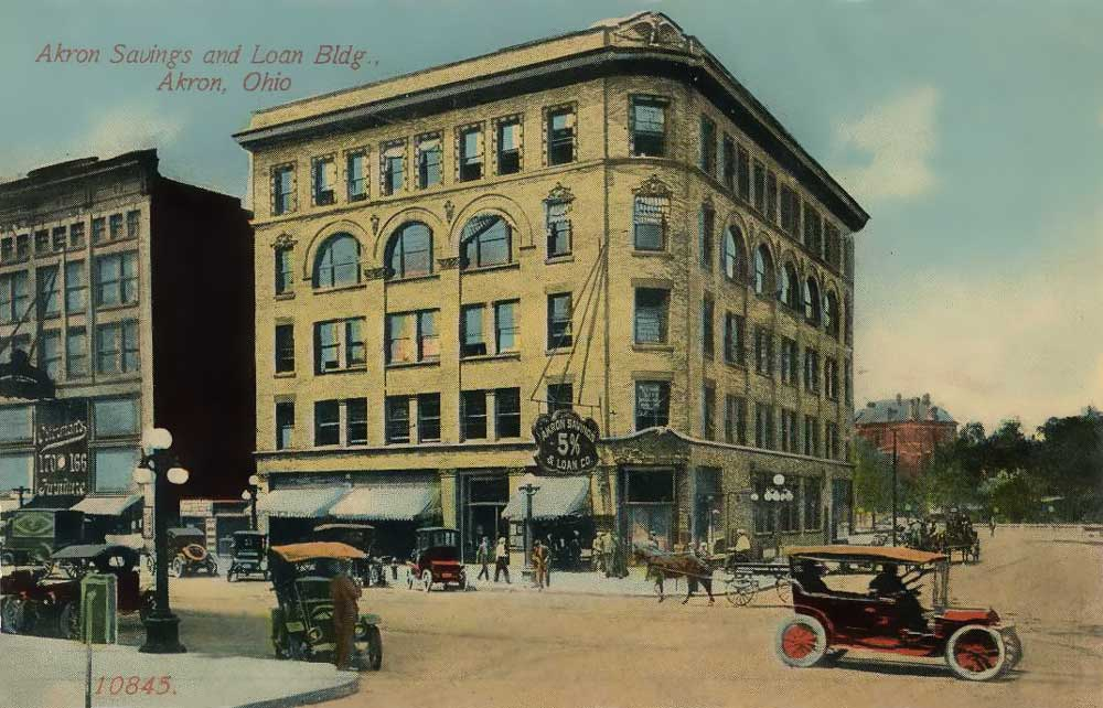Akron Savings and Loan Building