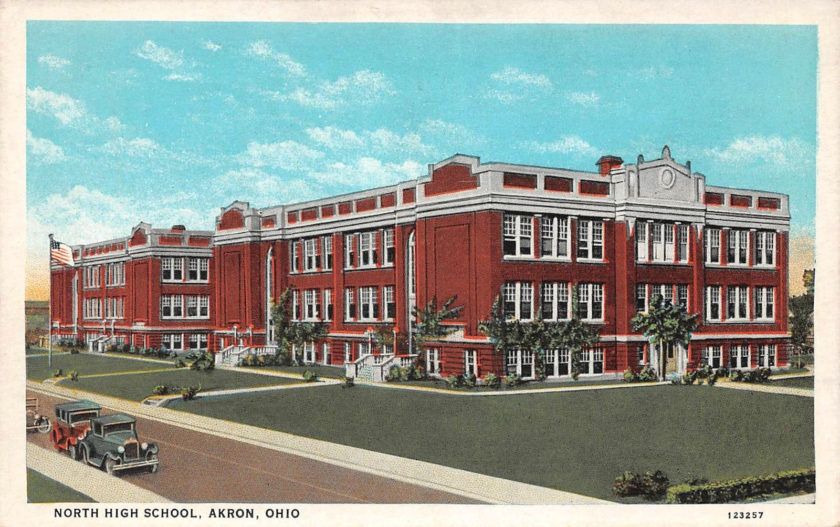 North High School, Akron, Ohio