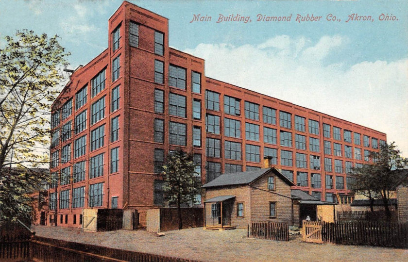 Diamond Rubber Company Main Building