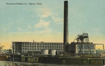 Firestone Rubber Company, Akron, Ohio