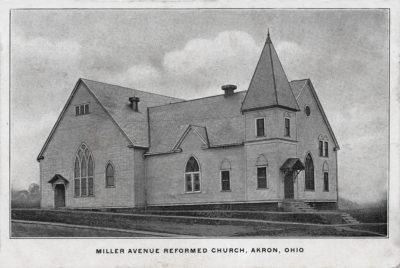 Miller Avenue Reformed Church
