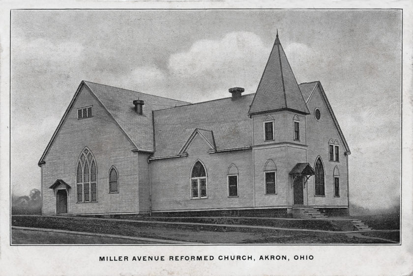 Miller Avenue Reformed Church