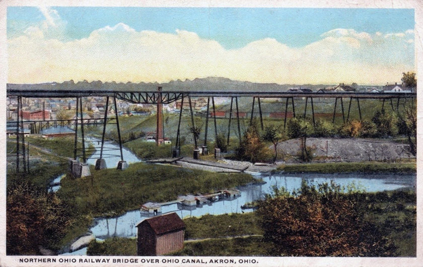 Northern Ohio Railway Bridge