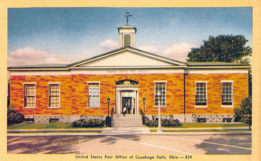Post Office Cuyahoga Falls