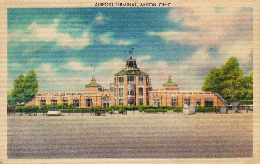 Akron Terminal Airport, Akron, Ohio