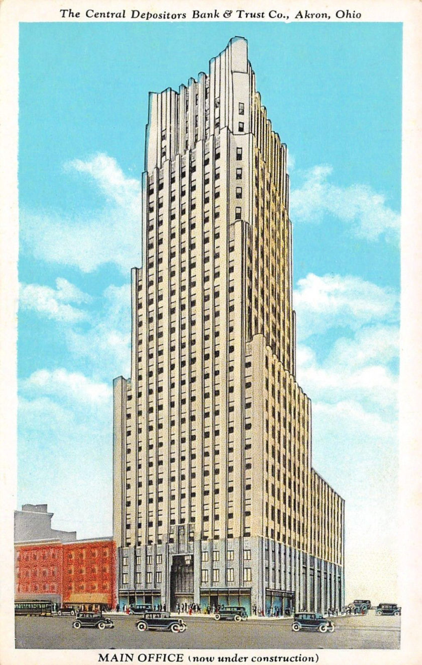 Central Depositors Bank & Trust, Akron, Ohio