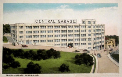 Central Garage, Akron, Ohio