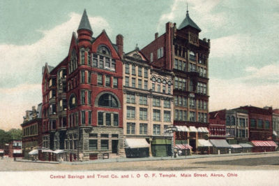 Central Saving and Trust, Akron, Ohio