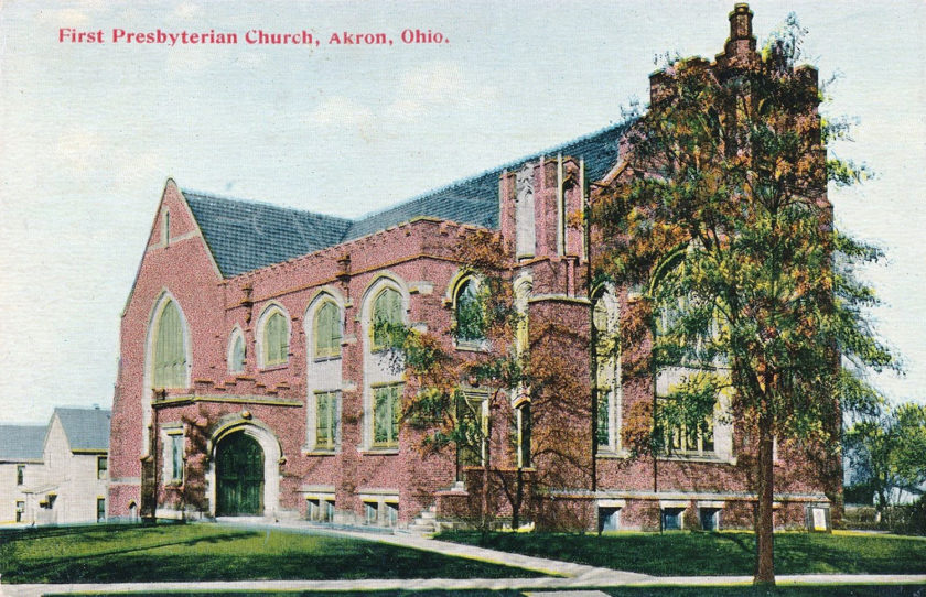 First Presbyterian Church, Akron, Ohio
