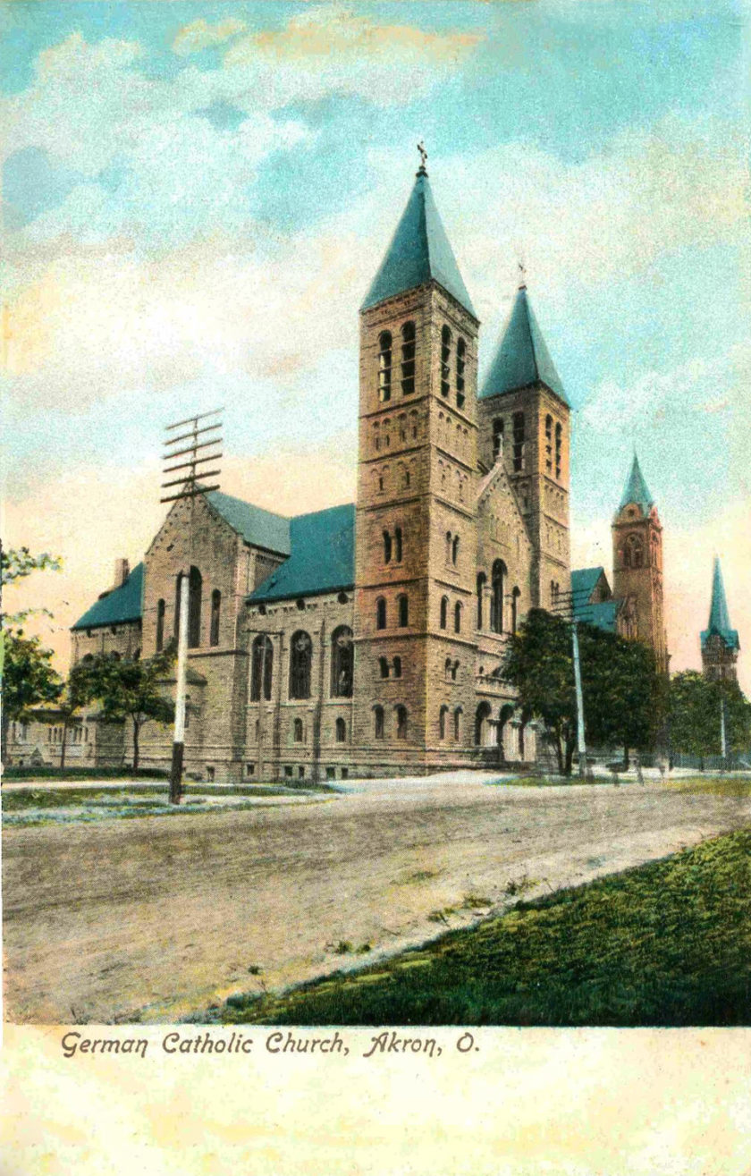 German Church, Akron, Ohio