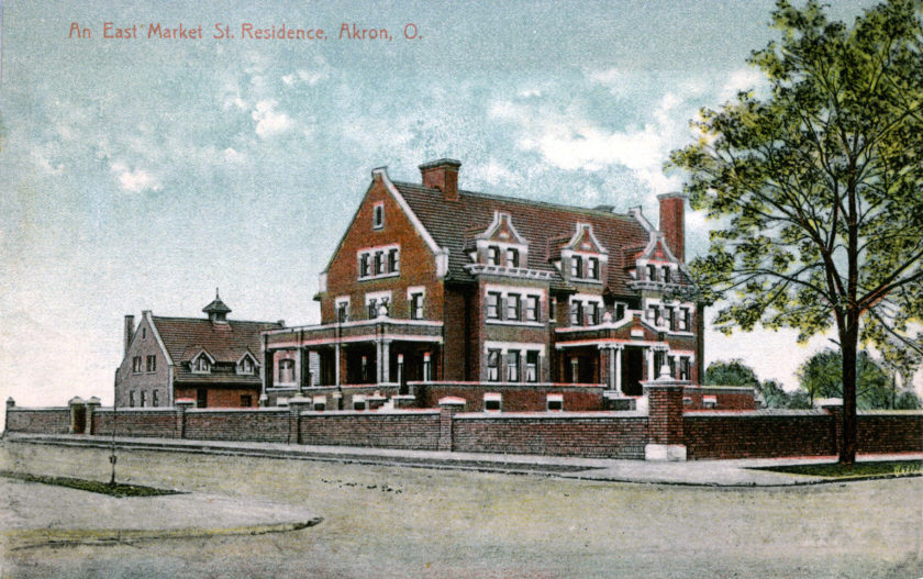 An East Market St. Residence, Akron, Ohio