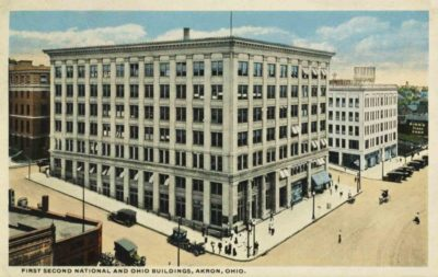 First Second National Bank Building, Akron, Ohio