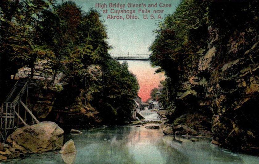 High Bridge Glens - Gorge, Cuyahoga Falls/Akron, Ohio