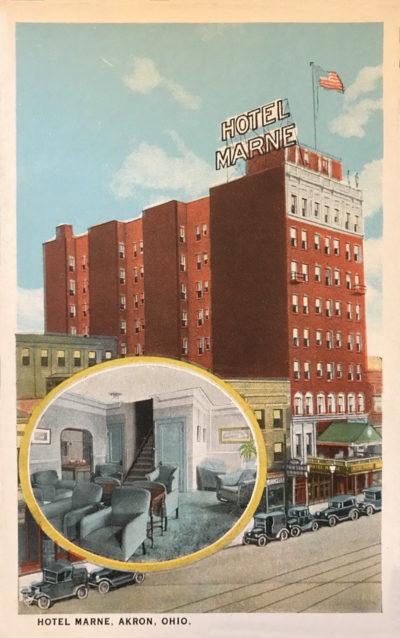 Hotel Marne, Akron, Ohio
