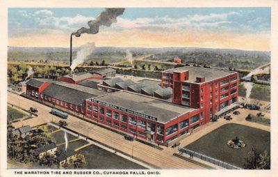 Marathon Tire & Rubber Co. Cuyahoga Falls/Akron, Ohio