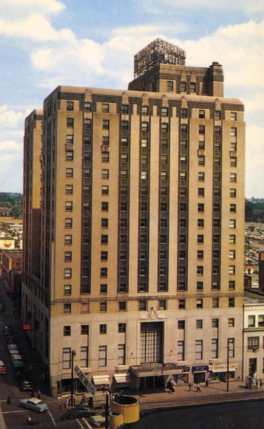 Sheraton Hotel, Akron, Ohio