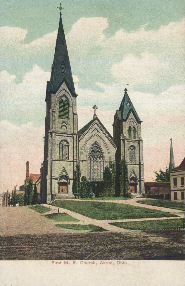 First Methodist Episcopal Church, Akron, Ohio