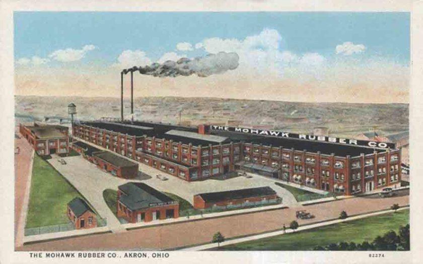 Mohawk Rubber Company, Akron, Ohio