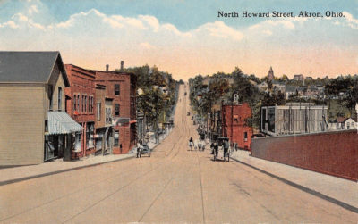 North Howard Street, Akron, Ohio