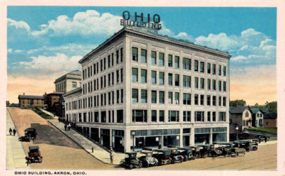 Ohio Building, Akron, Ohio