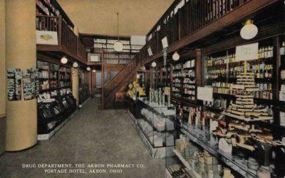 Akron Pharmacy Co. Akron, Ohio