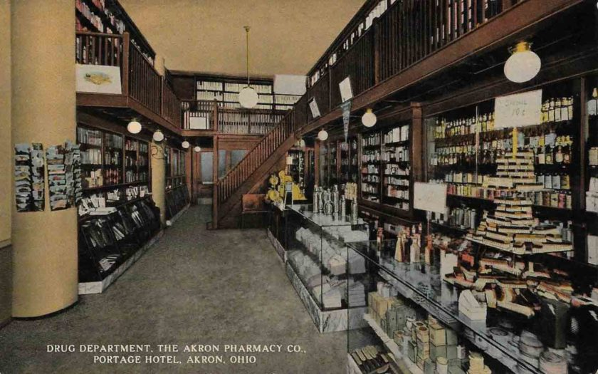 Akron Pharmacy Co. Akron, Ohio