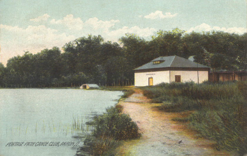 Portage Path Canoe Club, Akron, Ohio