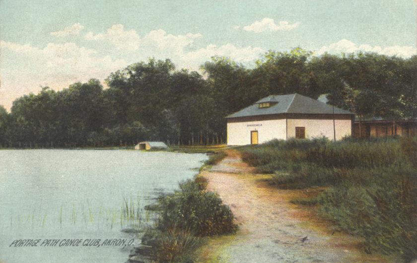 Portage Path Canoe Club, Akron, Ohio