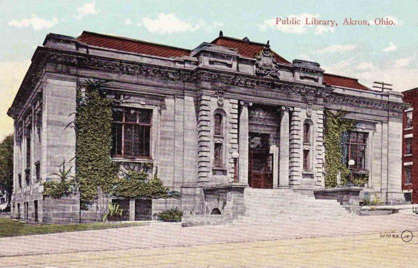 Akron Public Library, Akron, Ohio