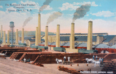 Robinson Clay Products, Akron, Ohio