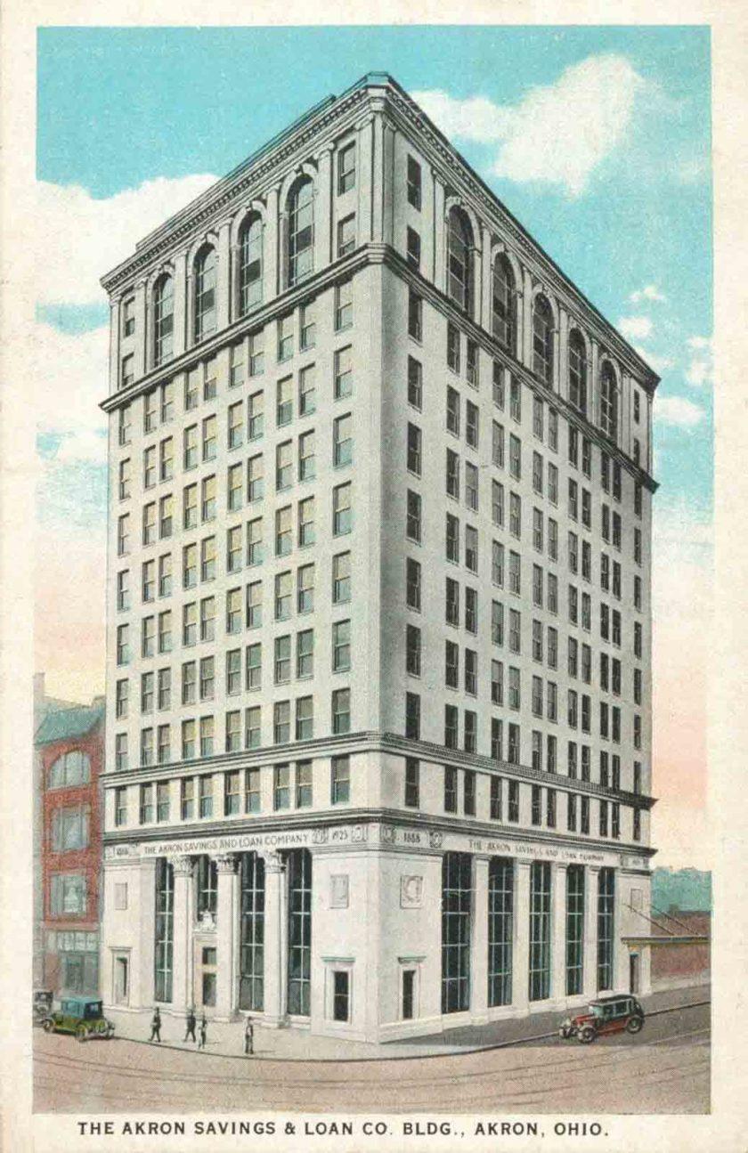 Akron Savings & Loan, Akron, Ohio