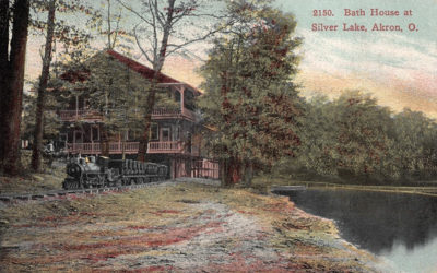 Silver Lake Bath House, Akron, Ohio