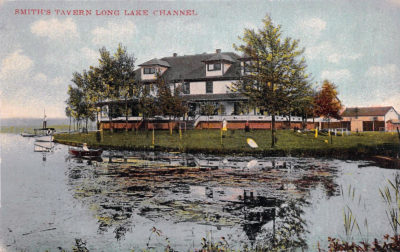 Smith's Tavern at Long Lake, Akron/Barberton/Coventry, Ohio