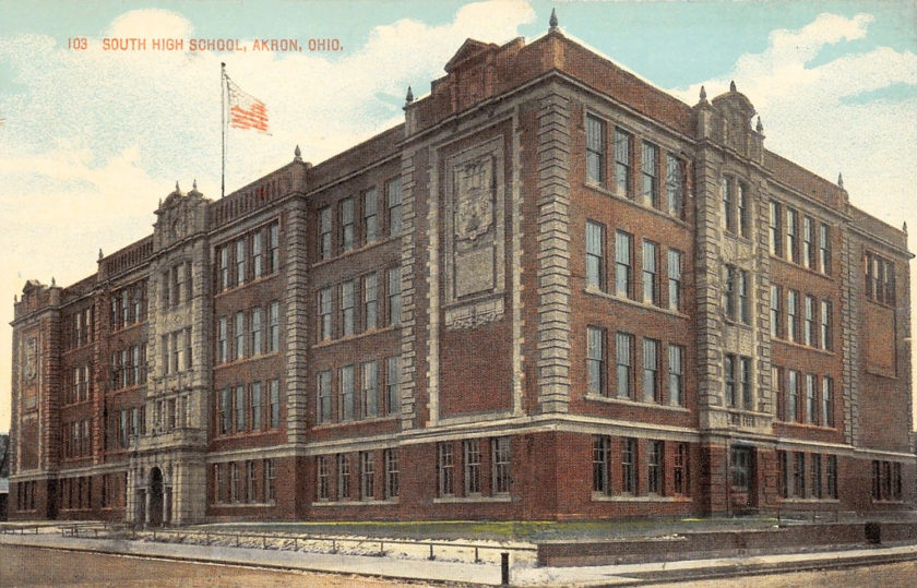 South High School, Akron, Ohio