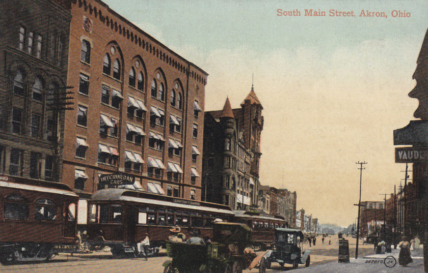 South Main Street, Akron, Ohio