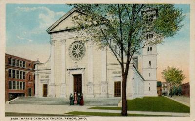 St. Mary's Catholic Church, Akron, Ohio