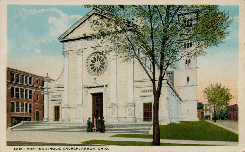 St. Mary's Catholic Church, Akron, Ohio