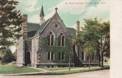 St. Paul's Episcopal Church, Akron, Ohio