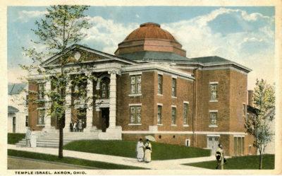 Temple Israel, Akron, Ohio