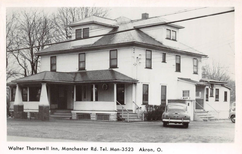Walter Thornwell Inn, Akron, Ohio