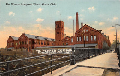 Werner Company Plant, Akron, Ohio