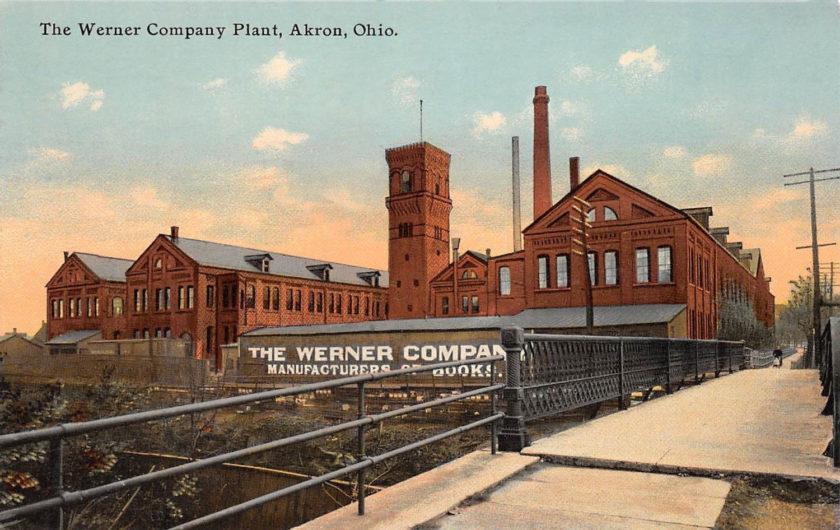 Werner Company Plant, Akron, Ohio