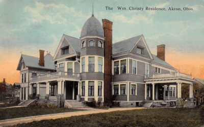 The Wm. Christy Residence, Akron, Ohio