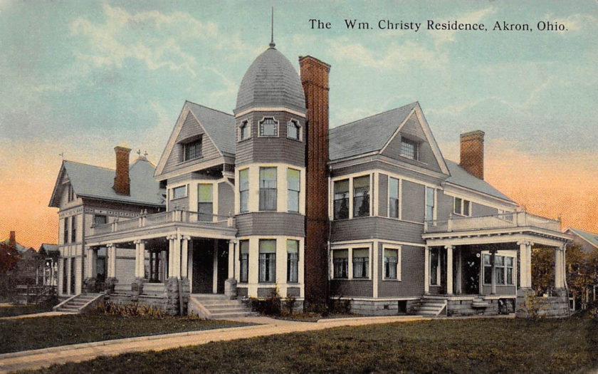 The Wm. Christy Residence, Akron, Ohio
