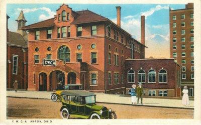 Y.W.C.A. Akron, Ohio