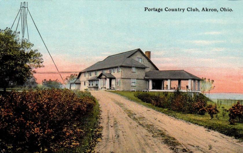 Portage Country Club, Akron, Ohio
